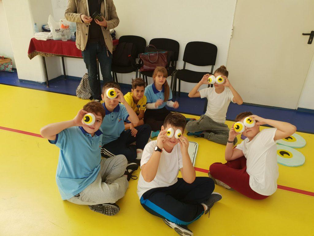 Interventie culturala in scoli